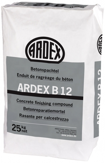 ARDEX B12 - REPARATIEMORTEL